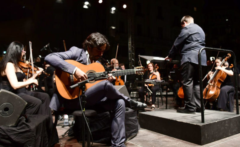 Daniel Casares y la Orquesta de Córdoba abren la Noche Blanca el Flamenco