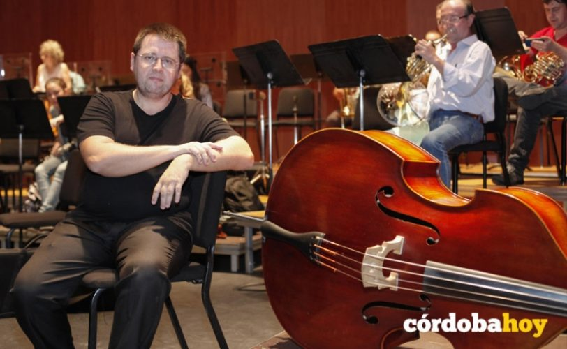 Lorenzo Ramos. Director de la Orquesta de Córdoba