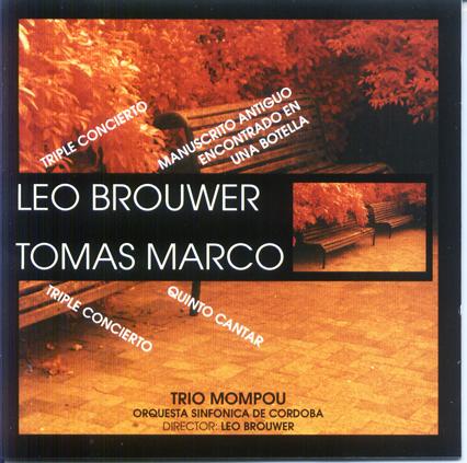 Leo Brouwer – Tomas Marco