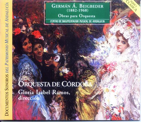 Obras para Orquesta de Germán A. Beigbeder