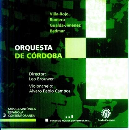 Música Sinfónica Española Contemporánea. Vol. 3