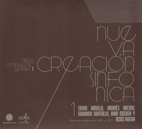 Nueva Creación Sinfónica – Vol. 1