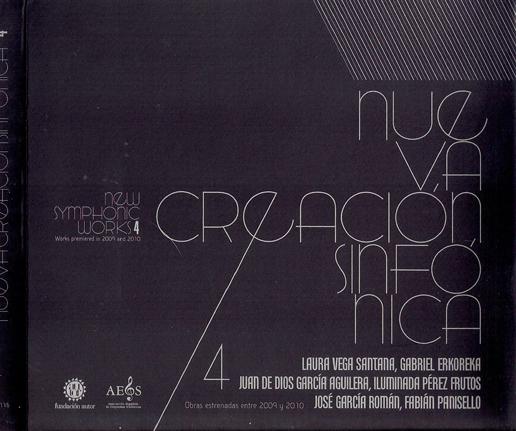 Nueva Creación Sinfónica – Vol. 4
