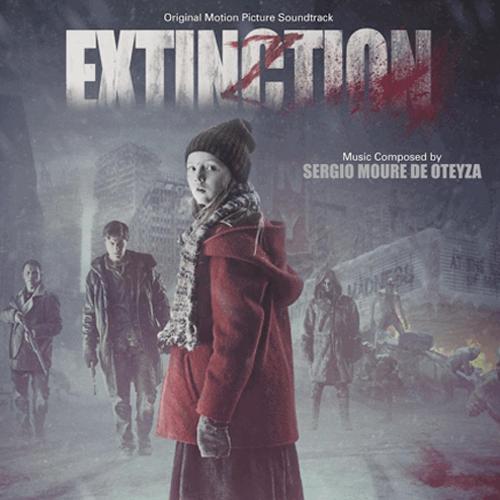 """B.S.O. de la película """"EXTINTION"""""""