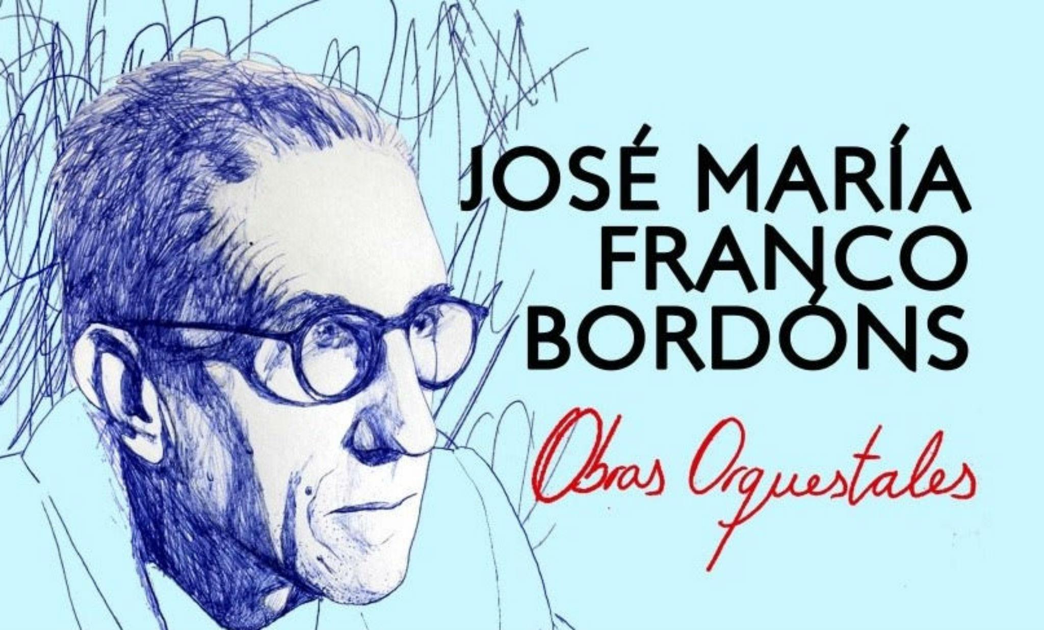 Presentación del disco sobre Franco Bordóns en Madrid