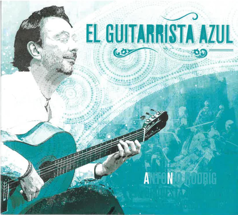 El Guitarrista Azul
