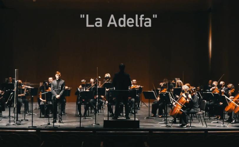 """VÍDEO DE """"LA ADELFA"""""""