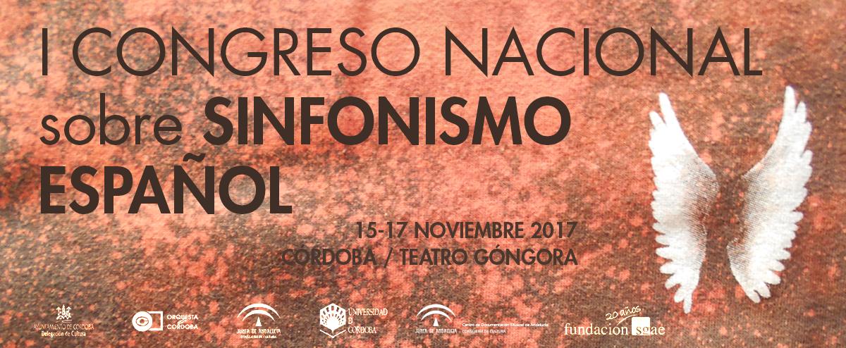 Memoria I CONGRESO NACIONAL sobre SINFONISMO ESPAÑOL